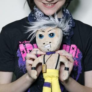 Peter Pepper Plush Doll