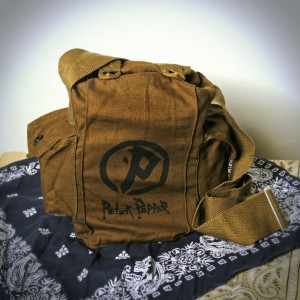 Peter Pepper Adventure Punk Sling-Bag