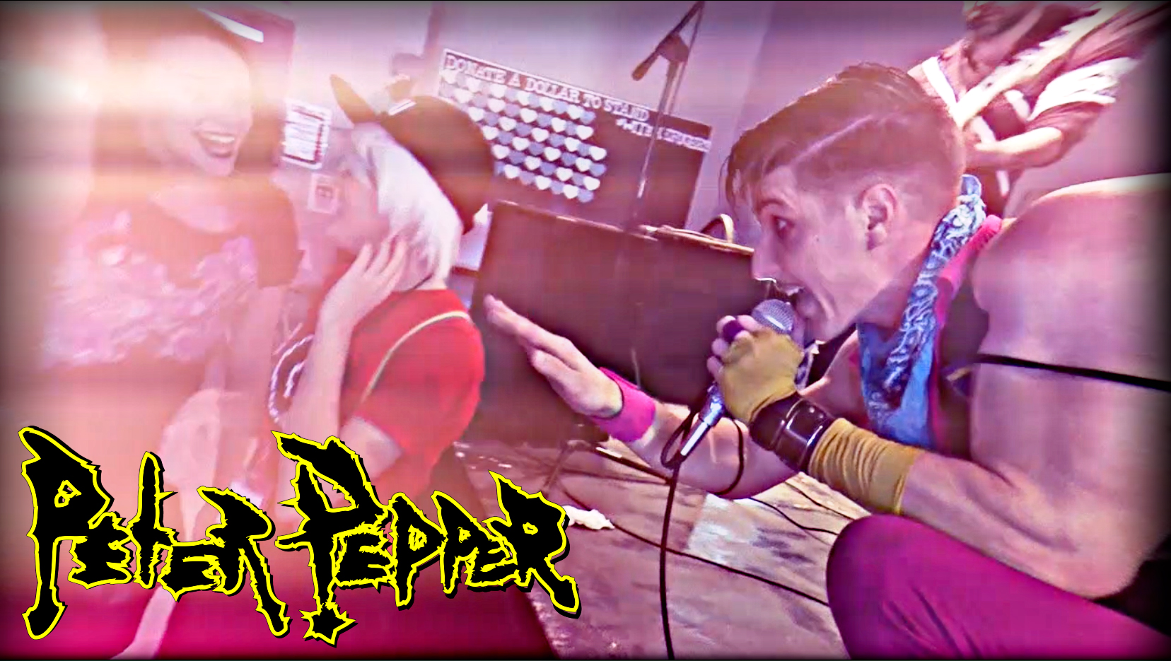 Punk Band, Peter Pepper Takes Over Florida Middle School!